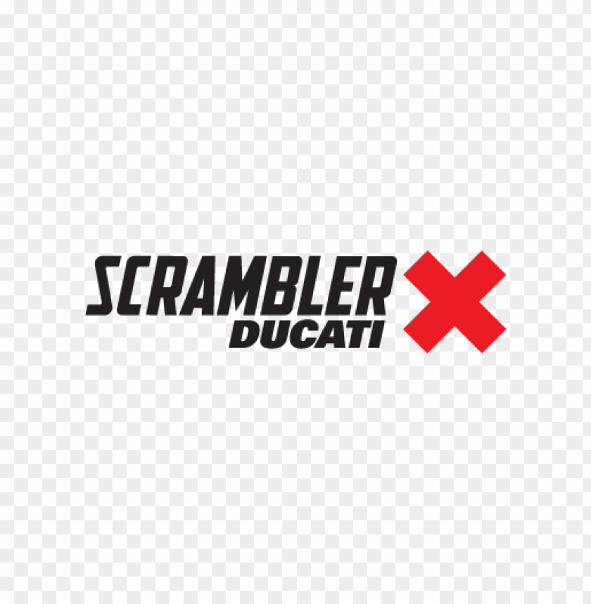 free PNG ducati scrambler logo vector PNG images transparent