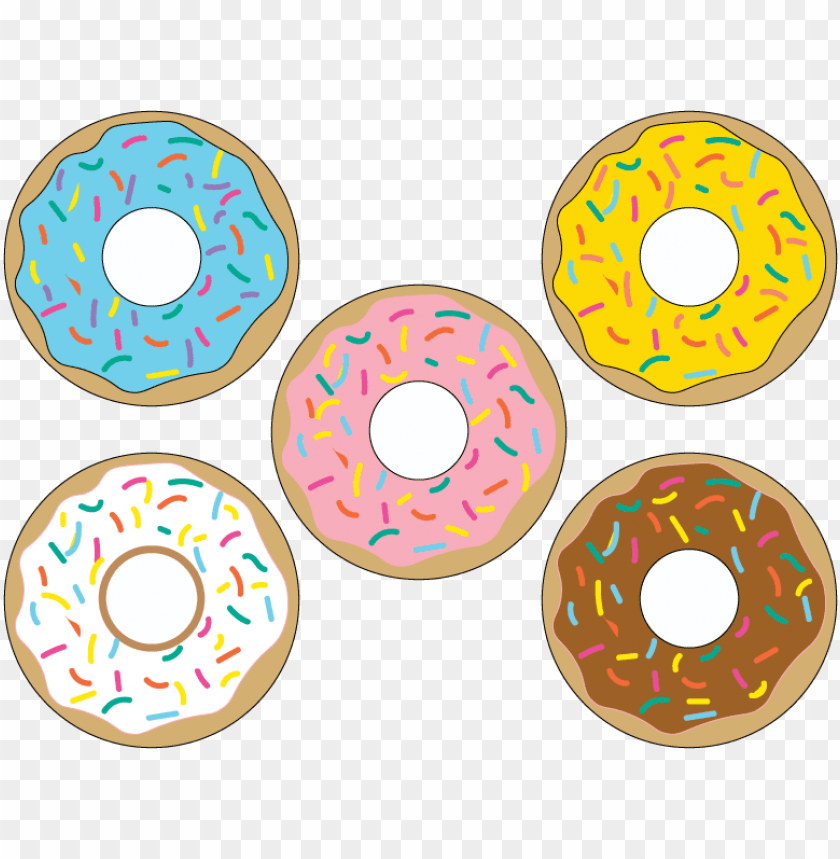 free PNG dunkin donuts clipart bitten donut - free printable donut banner PNG image with transparent background PNG images transparent