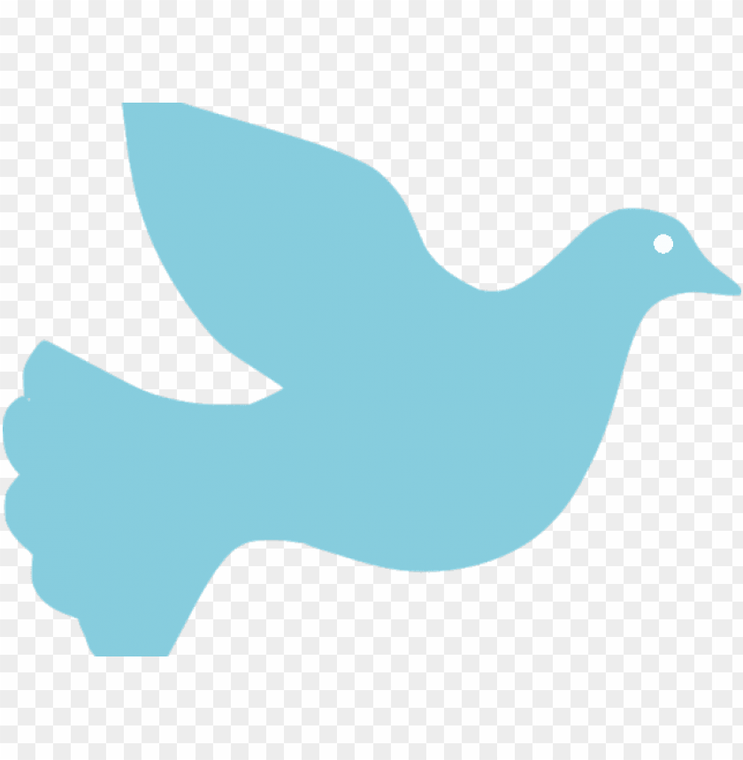 free PNG eace dove clipart blue dove - dove PNG image with transparent background PNG images transparent