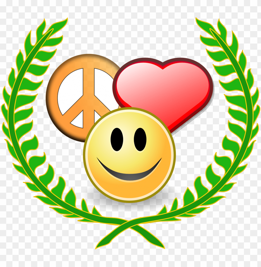 free PNG eace sign clipart peace emoji - sign of peace and love PNG image with transparent background PNG images transparent