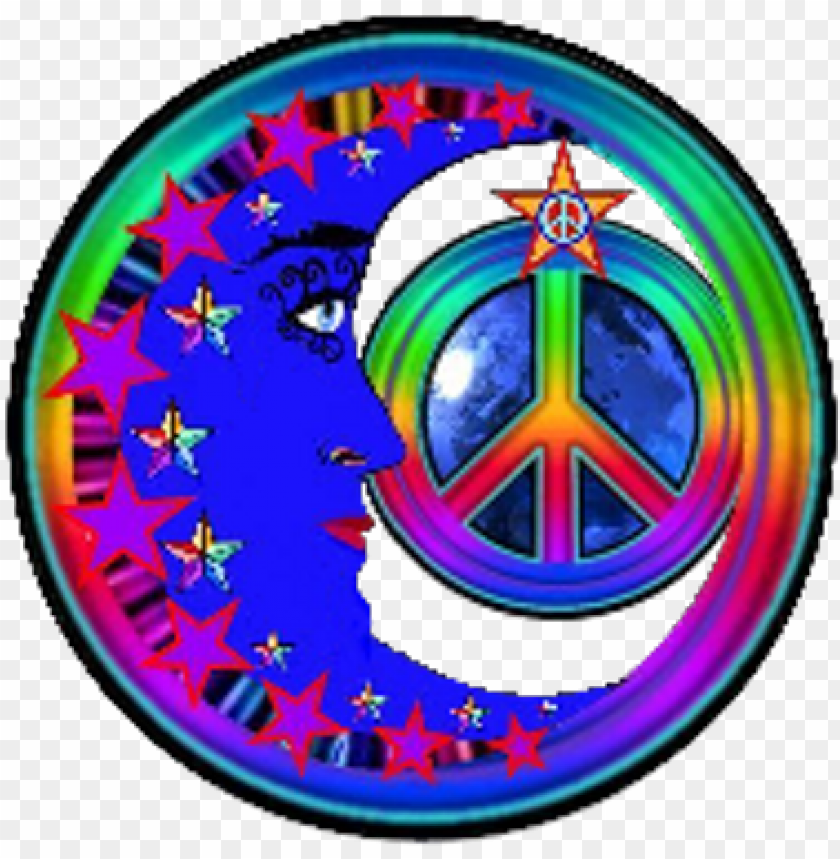 free PNG eace sign clipart peacesignart twitter - transparent hippie frame PNG image with transparent background PNG images transparent