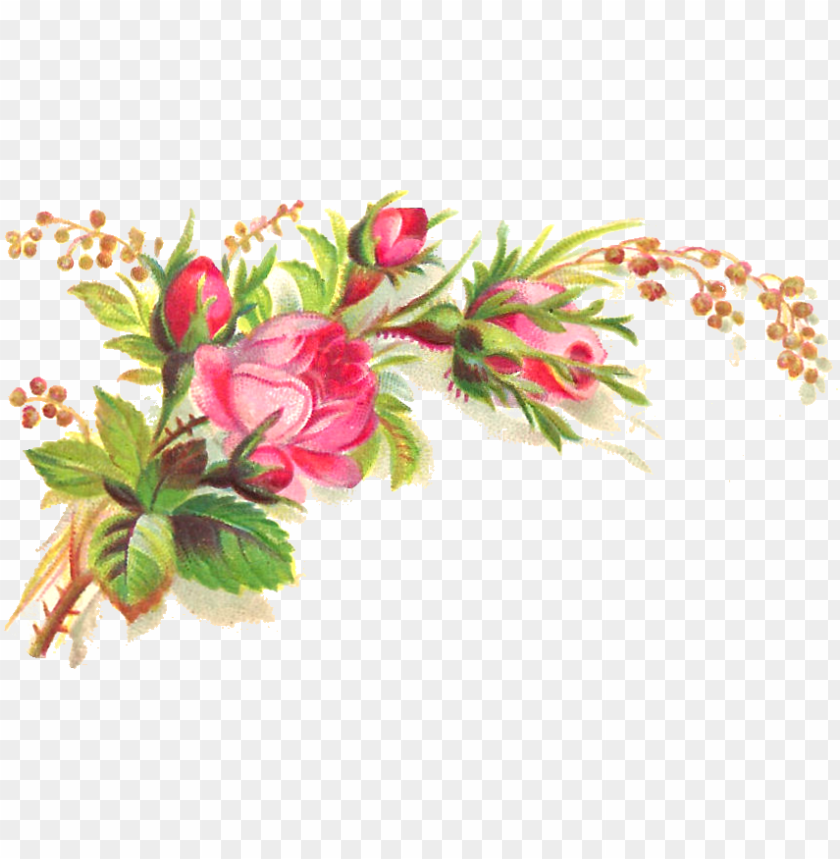 free PNG each flower rose clip art - transparent background png flowers PNG image with transparent background PNG images transparent