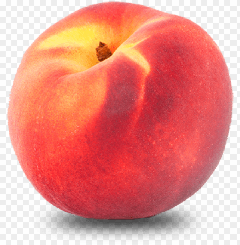 free PNG each red haven - eastern peaches PNG image with transparent background PNG images transparent