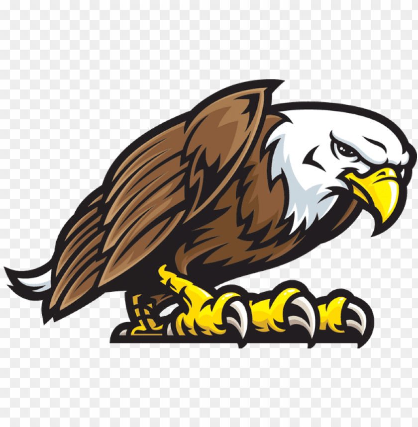 eagle clipart eagle mascot - eagle mascot eagle clipart PNG image with transparent background@toppng.com