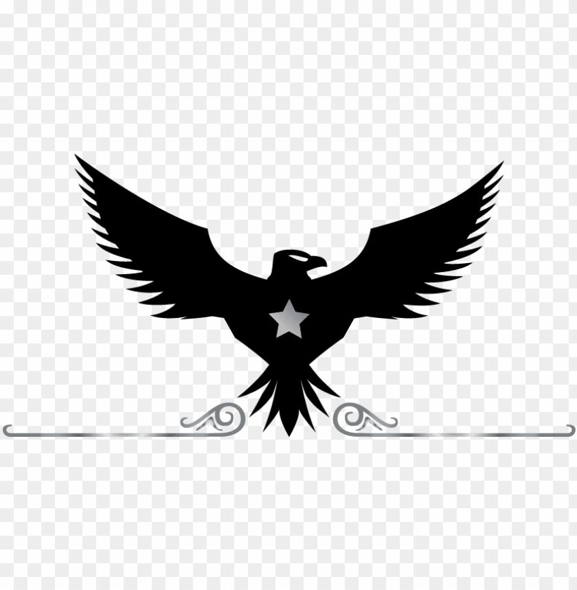 Eagle Logo Free Eagle Logo Creator Online Eagle Logo Black And White Eagle Logo Png Image With Transparent Background Toppng