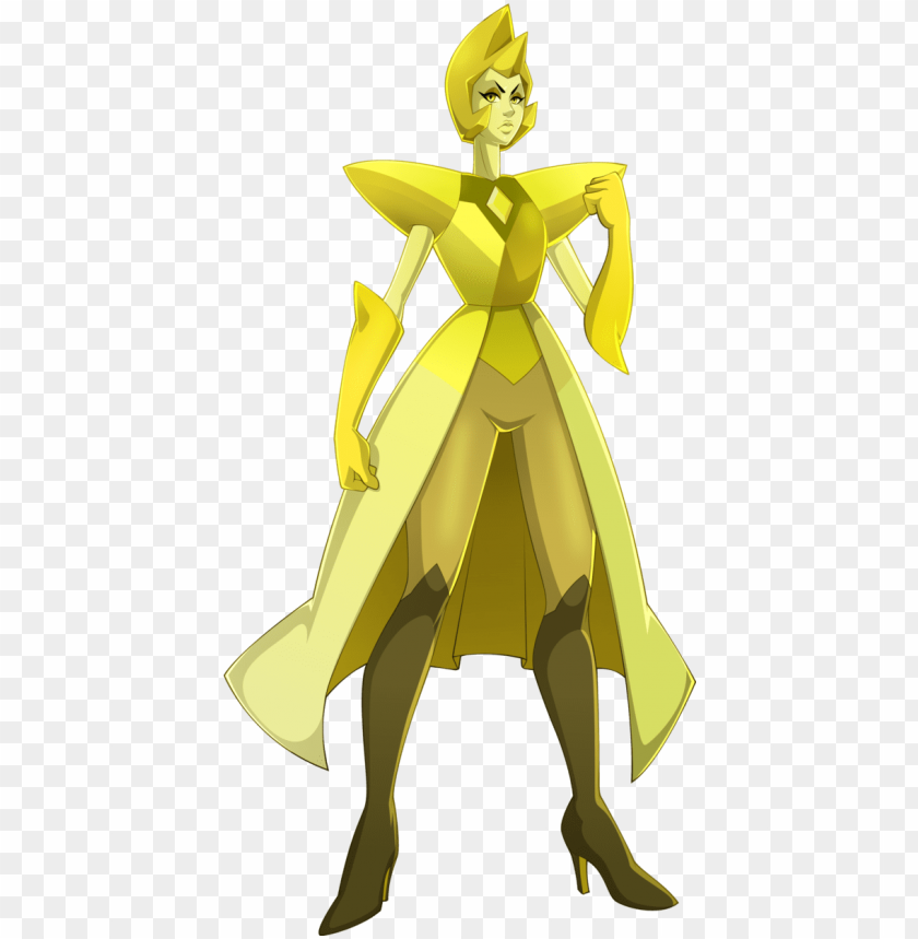 free PNG earl and mystery girl from steven universe cn and - yellow diamond fanart steven universe PNG image with transparent background PNG images transparent