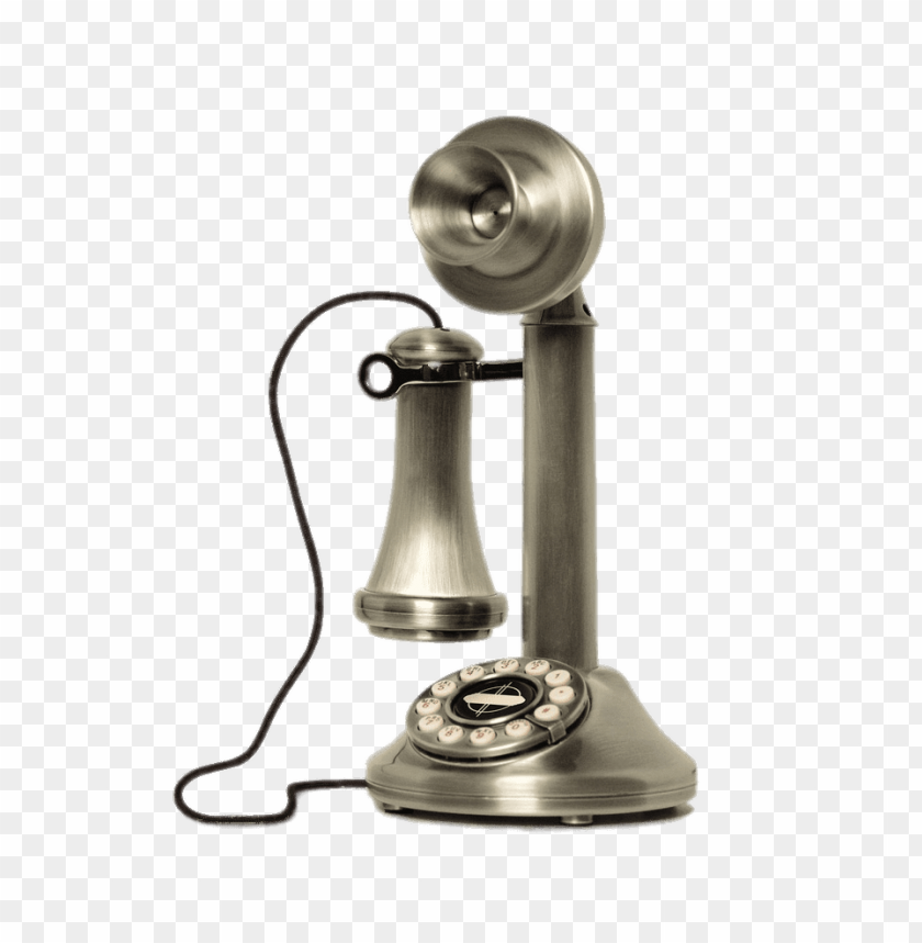 free PNG early 20th century vintage phone n silver png images background PNG images transparent