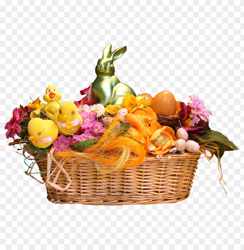 Download easter basket png images background@toppng.com