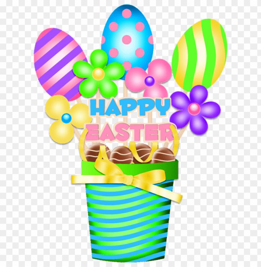 free PNG Download easter bucket decorationpicture png images background PNG images transparent