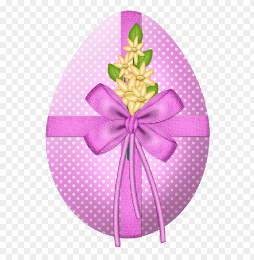 free PNG Download easter pink egg with flower decorpicture png images background PNG images transparent