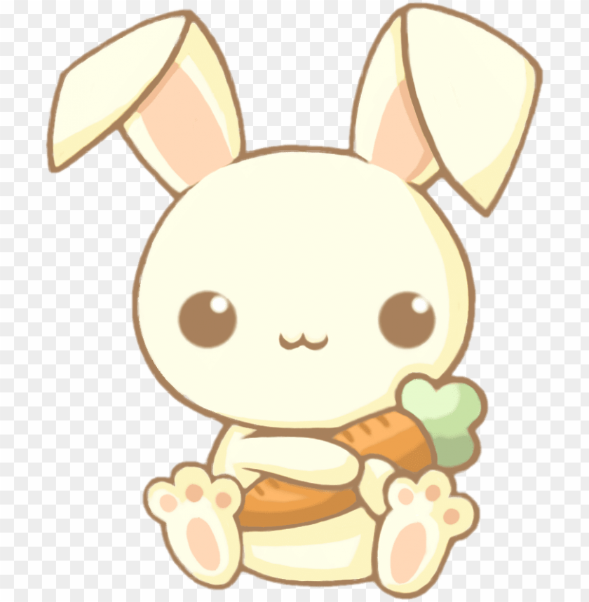 free PNG easy cute bunny drawing PNG image with transparent background PNG images transparent