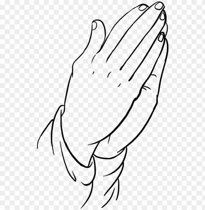 free PNG easy drawing guides on twitter - praying hands drawing easy PNG image with transparent background PNG images transparent