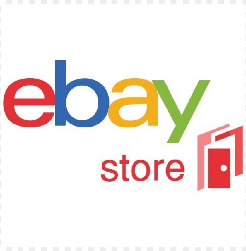 Ebay Store Logo Vector Toppng
