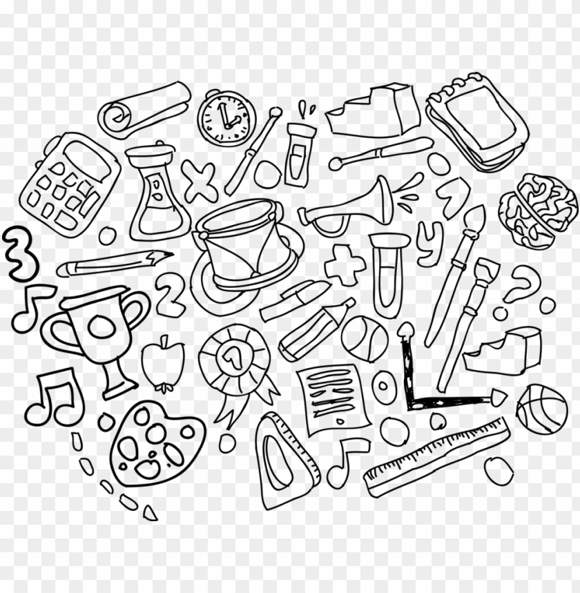 free PNG eed to remember something clip - doodle transparent doodle PNG image with transparent background PNG images transparent
