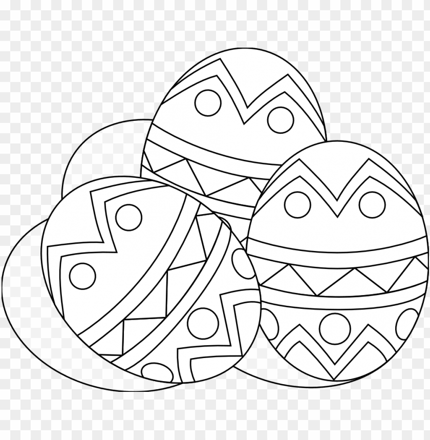free PNG egg clipart black and white eggs easteregg black white - easter egg cartoons black and white transparent PNG image with transparent background PNG images transparent