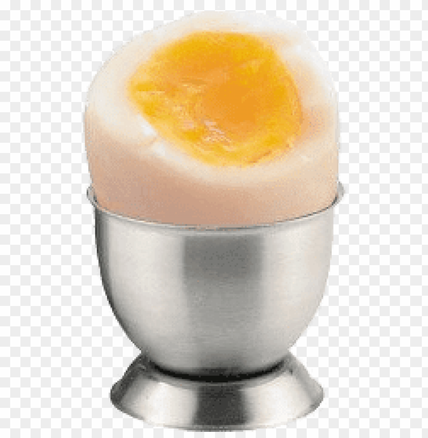 free PNG egg in metal egg cup PNG image with transparent background PNG images transparent