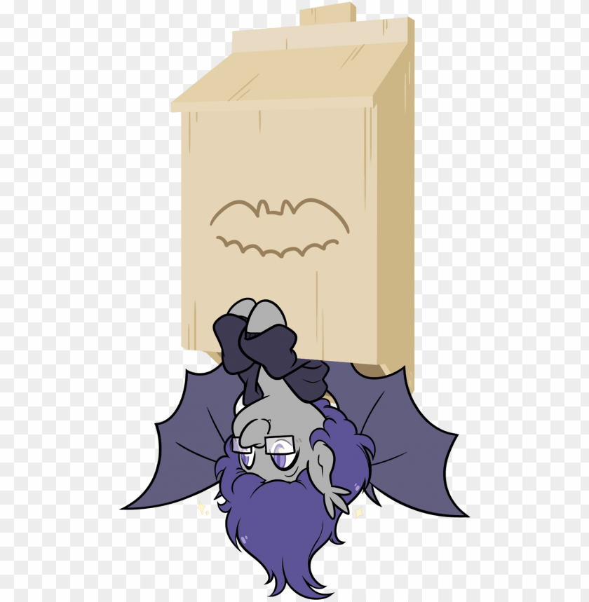 egophiliac, bat box, bat pony, cute, glasses, male, - cartoo PNG image with transparent background@toppng.com