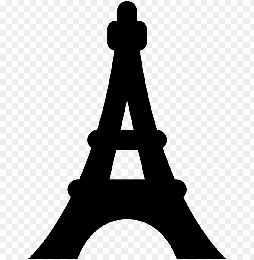 free PNG eiffel tower icon - paris fashion mode sketch PNG image with transparent background PNG images transparent