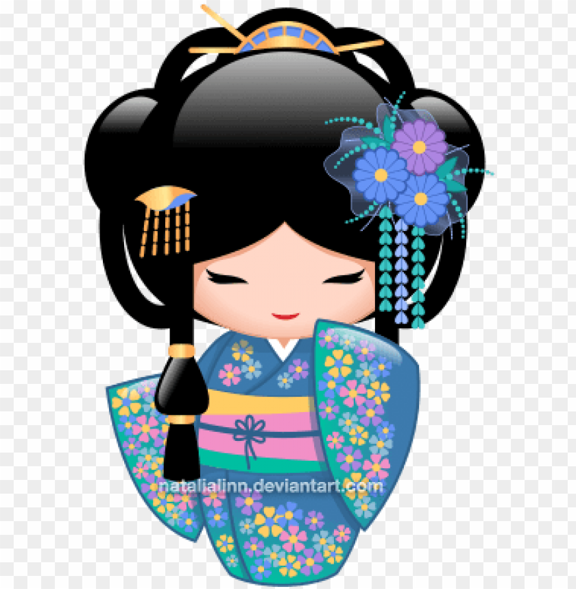 free PNG eisha clipart kokeshi doll - kokeshi doll tattoo PNG image with transparent background PNG images transparent