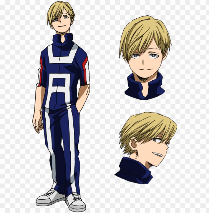 Eito Monoma Full Body Anime My Hero Academia Neito Monoma