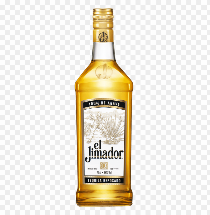 el jimador tequila blanco - 750 ml bottle PNG image with transparent background@toppng.com