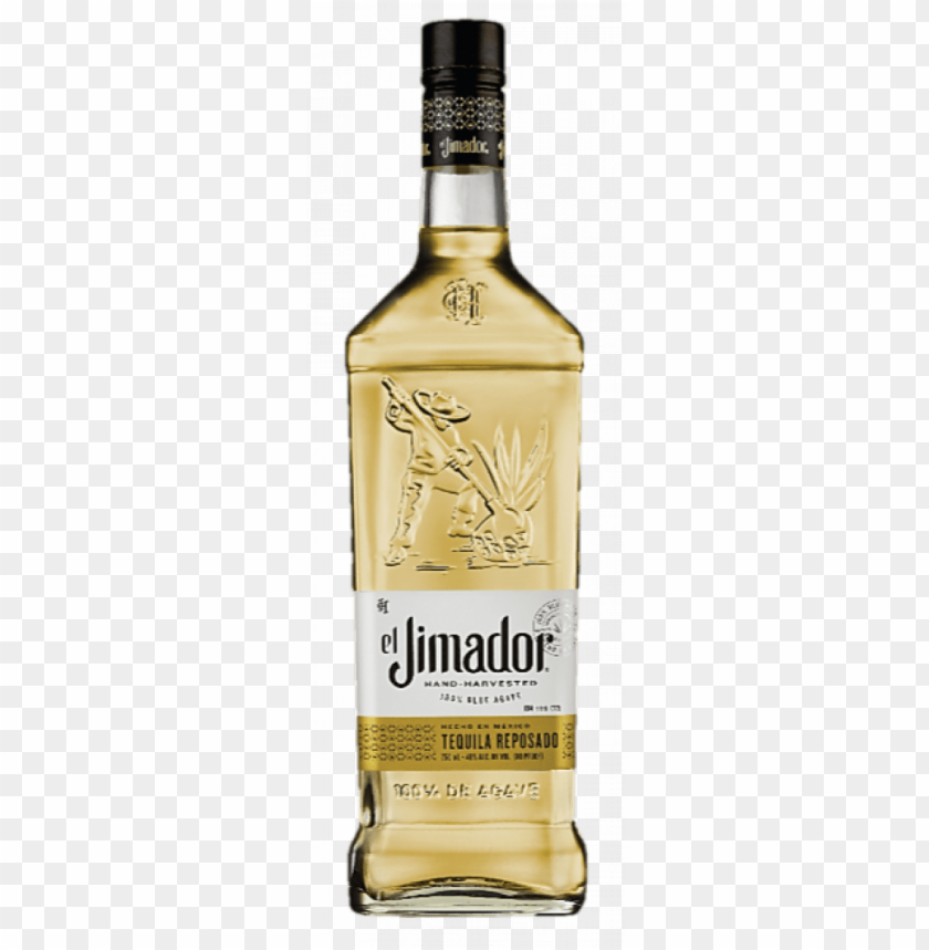 el jimador tequila reposado 70cl - tequila jimador PNG image with transparent background@toppng.com