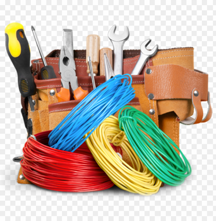 Electrical Wires Png Electrical Tools Png Image With Transparent Background Toppng