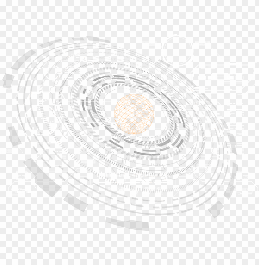free PNG elements futuristic user interface - circle PNG image with transparent background PNG images transparent