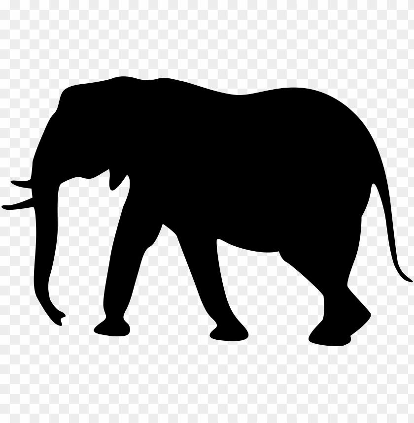 free PNG elephant silhouette png clip art imageu200b gallery - transparent background elephant clip art PNG image with transparent background PNG images transparent