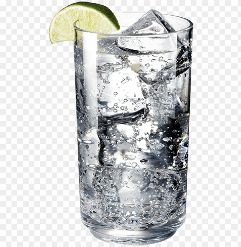 free PNG elite 14oz tall highball with soda water - drinique elite tall highball glass PNG image with transparent background PNG images transparent