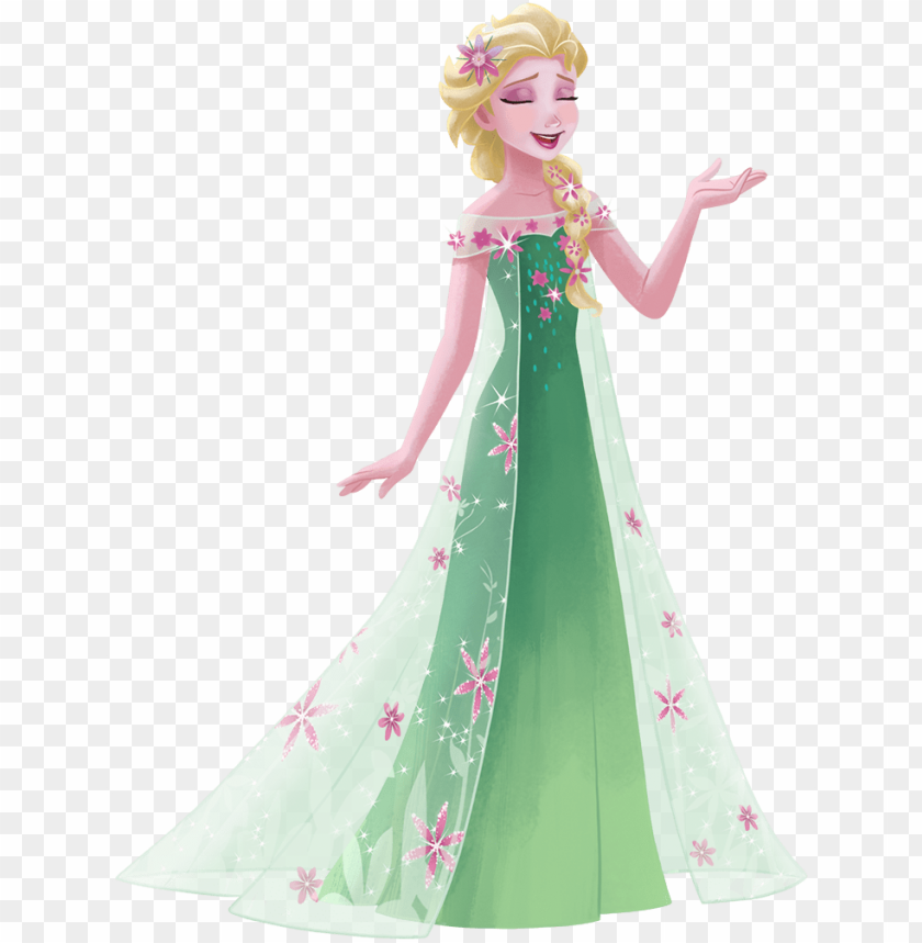 free PNG elsa 1 - disney princess frozen fever PNG image with transparent background PNG images transparent