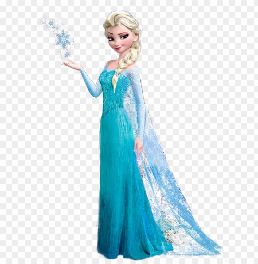 elsa dress in frozen - frozen PNG image with transparent background@toppng.com