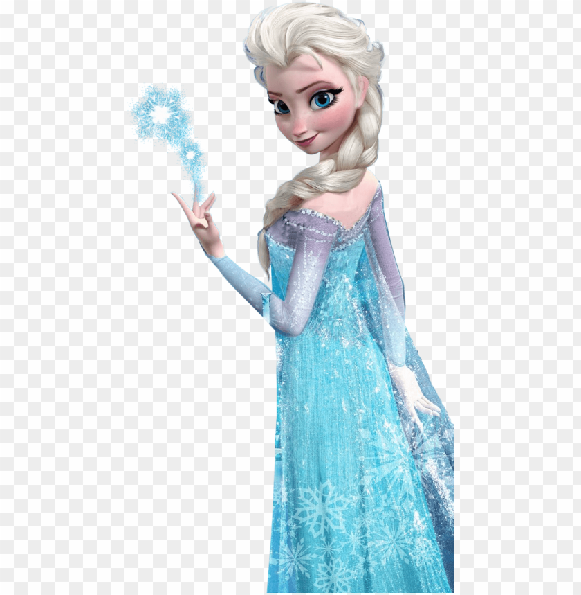 elsa frozen PNG image with transparent background@toppng.com