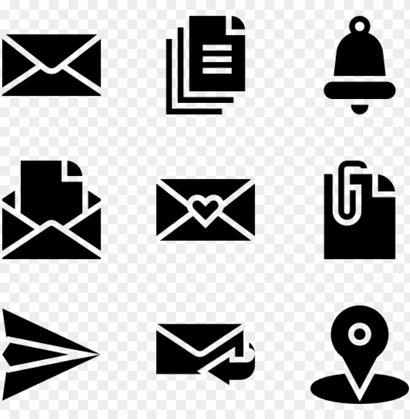 free PNG email 50 icons - email png - Free PNG Images PNG images transparent