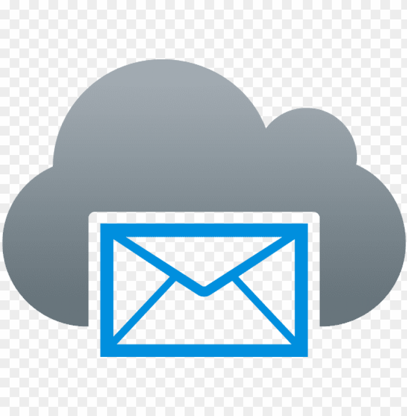 free PNG email icons cloud - cloud email icon png - Free PNG Images PNG images transparent