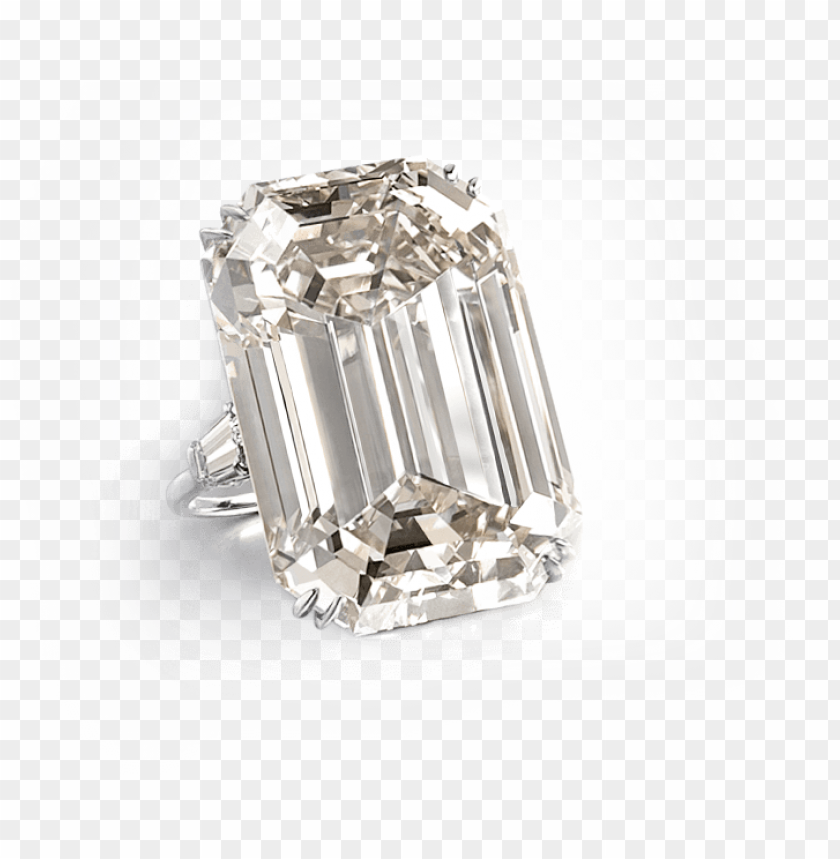 free PNG emerald-cut engagement ring - 1x 925 silver filled rectangle weeding white topaz PNG image with transparent background PNG images transparent