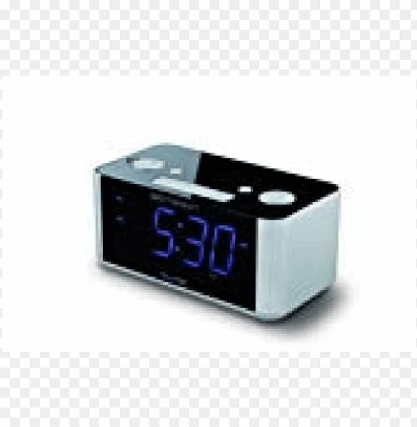emerson cks1708 clock radios smart set radio alarm PNG image with transparent background@toppng.com