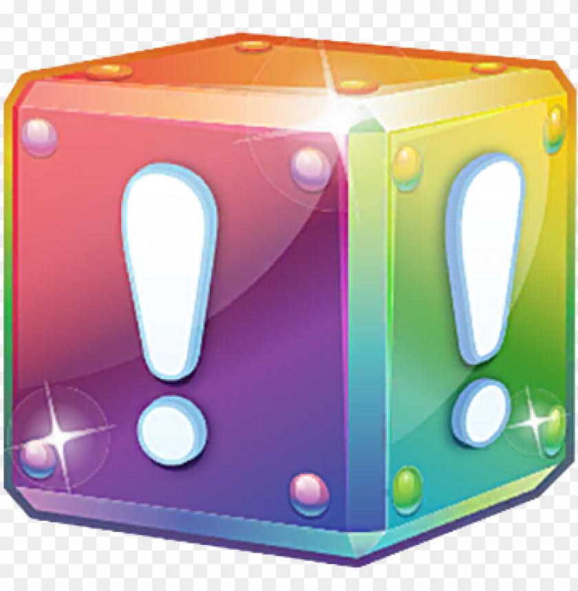 free PNG emoji blitz rainbow box - disney emoji blitz rainbow box PNG image with transparent background PNG images transparent