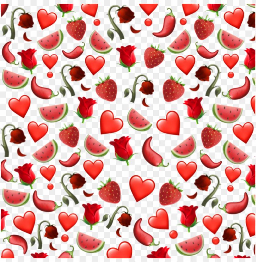 emoji emojis iphone iphones red background wallpaper riverdale