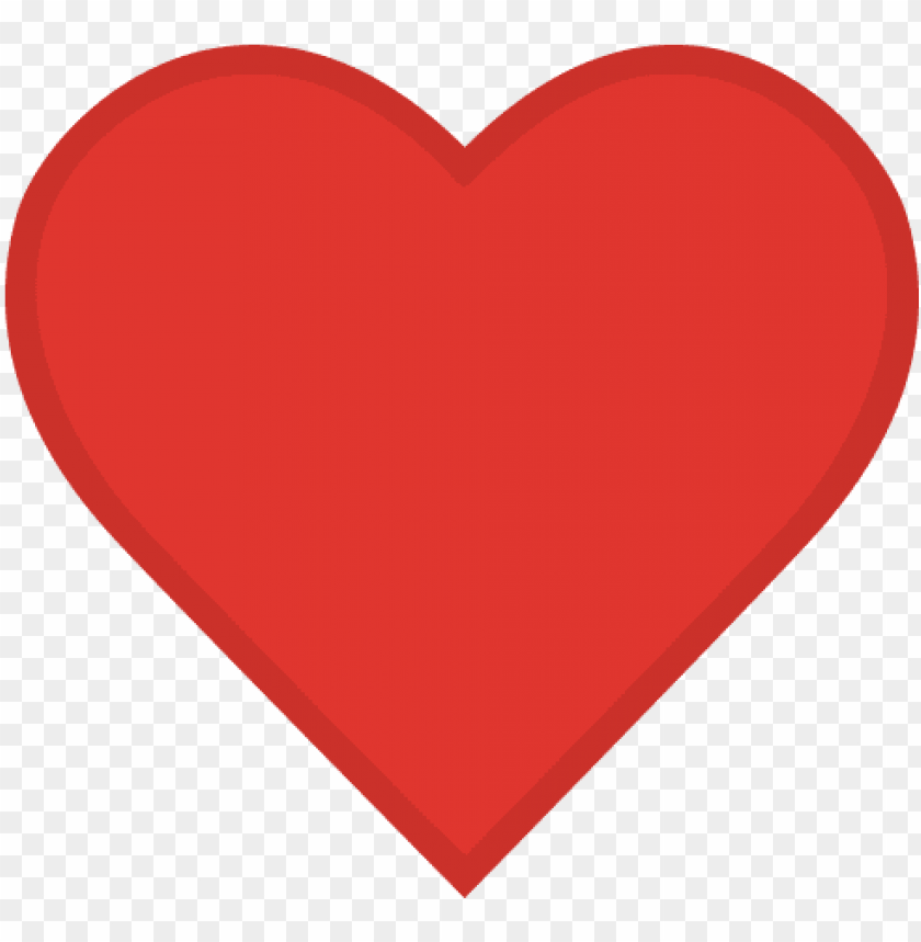 free PNG emoji - heart - heart shape PNG image with transparent background PNG images transparent