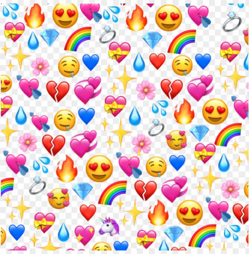 Emotions Emoji Tumblr Hearts Coracao Png Emoji Tumblr Meme