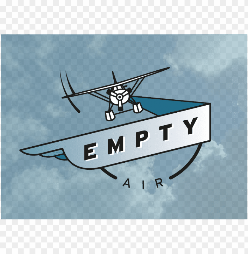 free PNG empty air logo plane sky flying logo airplane - street si PNG image with transparent background PNG images transparent