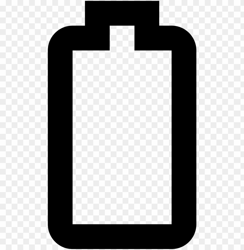 free PNG empty battery icon - phone battery white icon png - Free PNG Images PNG images transparent