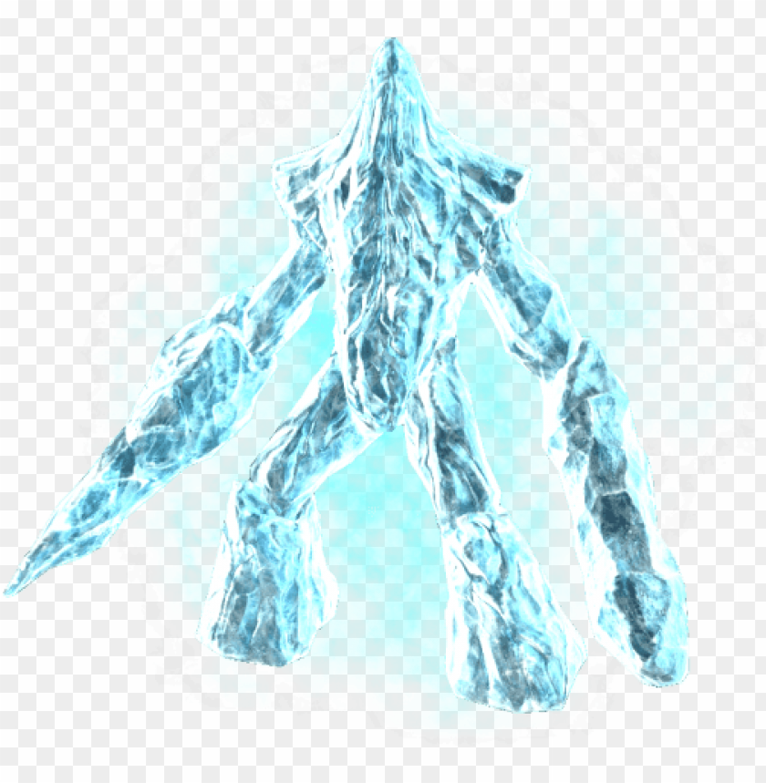 free PNG en creature frost elemental - ice elemetal ice creature PNG image with transparent background PNG images transparent