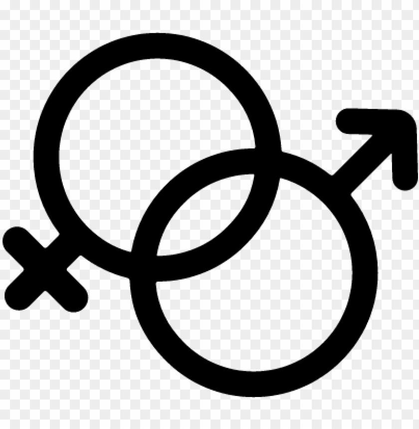 free PNG ender symbols vector - black and white gender symbols PNG image with transparent background PNG images transparent