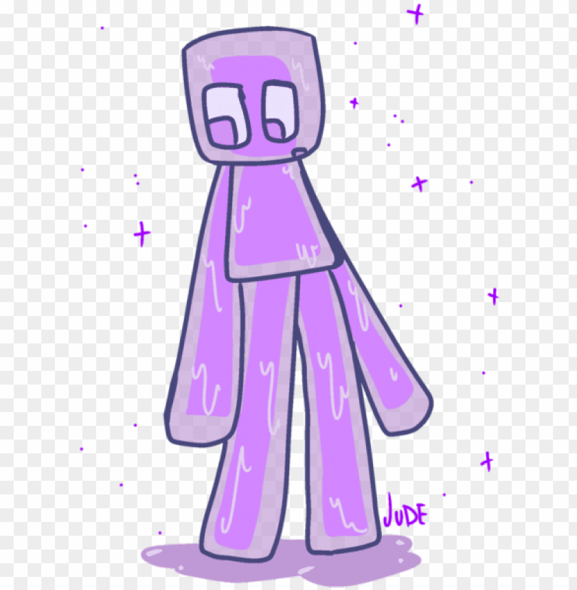 free PNG enderman minecraft minecraft slime minecraftsona minecraft - illustratio PNG image with transparent background PNG images transparent