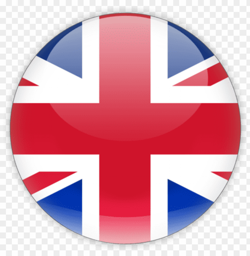 English Language Flag Round Png Image With Transparent Background Toppng
