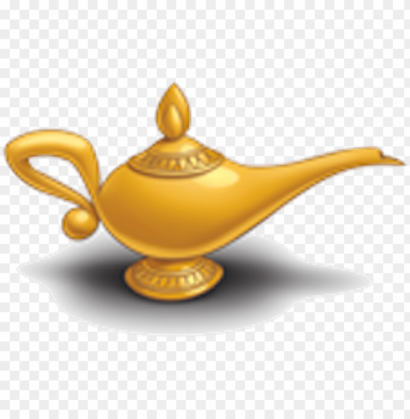 free PNG enie lamp png - aladdin genie lamp PNG image with transparent background PNG images transparent