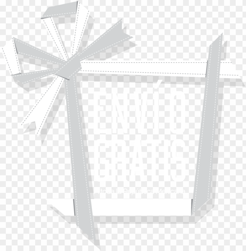 free PNG envio gratis grande blanco - gift PNG image with transparent background PNG images transparent