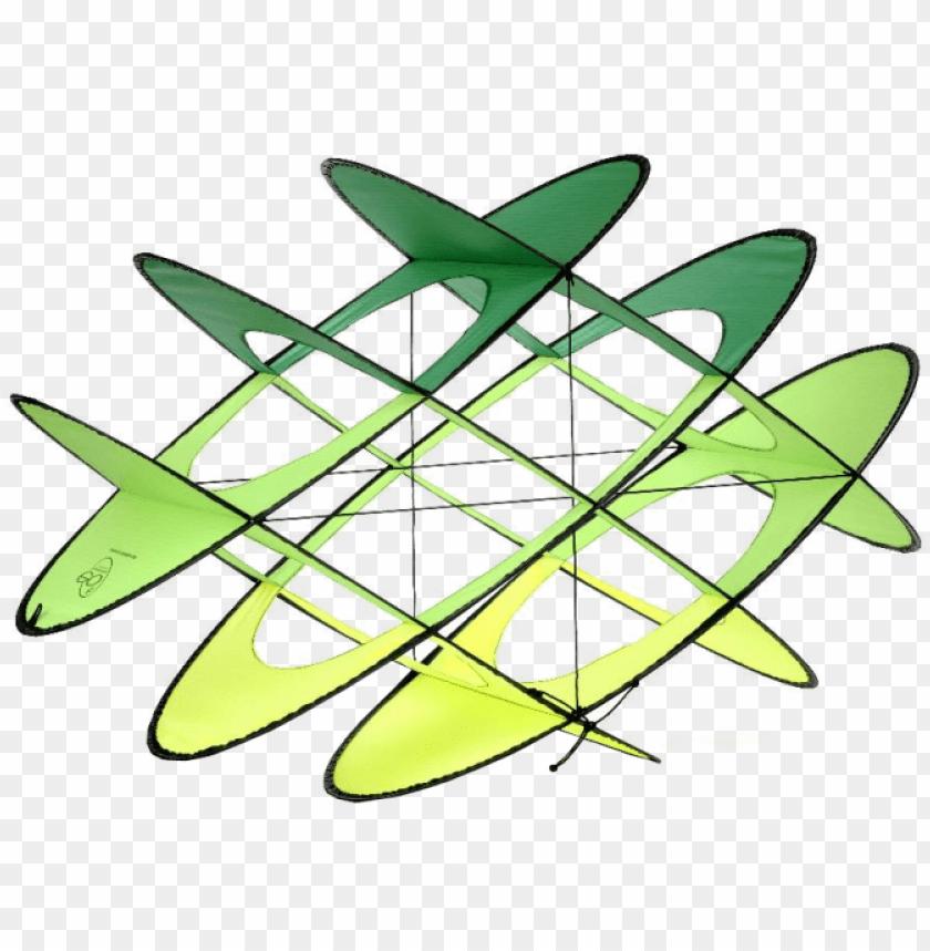 free PNG eo6 citrus box cellular kite - prism designs prism eo6 box kite PNG image with transparent background PNG images transparent